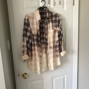 Nordstrom Flannel- bleached